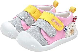 9e4aa4e09e800 DEBAIJIA Bébé Chaussures Premier Pas pour Enfants Garçons Filles de 1-4  Ans