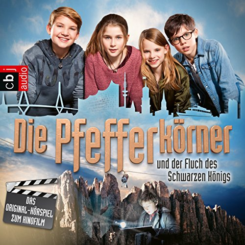 Die Pfefferkörner und der Fluch des schwarzen Königs     Das Original-Hörspiel zum Kinofilm              By:                                                                                                                                 Dirk Ahner                               Narrated by:                                                                                                                                 Martin Baltscheit,                                                                                        Leonard Hopp,                                                                                        Marleen Quentin,                   and others                 Length: 1 hr and 32 mins     Not rated yet     Overall 0.0