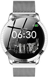 XNNDD Reloj Deportivo Inteligente Hombres y Mujeres Deportes Fitness Reloj electrónico Reloj Digital digitalizado Reloj Inteligente Resistente al Agua y al Polvo