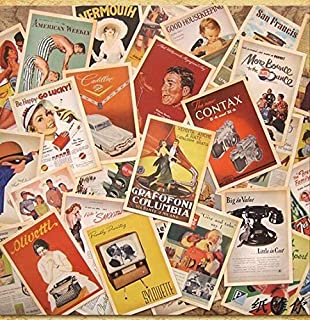 Card Holder - 32 pcs Europe Poster Cards Collector Retro Nostalgia Postcards Cartoon card Carte Postale Office School Supp...