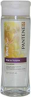 PANTENE SHA FINE Flat/Volume Size: 12.6 OZ