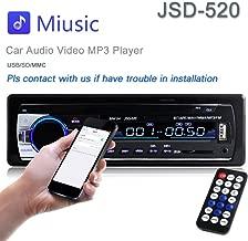 jsd 520 car stereo