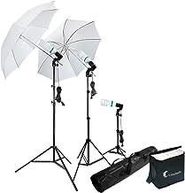 عکاسی پرتره عکاسی پرتره استودیو 600W چشمه نور روزانه نورپردازی مداوم توسط LimoStudio، LMS103
