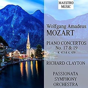 Mozart: Piano Concertos 17 & 19, K. 453 & K. 459