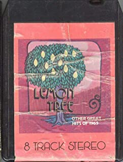 The Lemon Tree and Other Great Hits of 1965 8 Track Tape