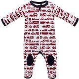 Baby Strampler Schlafanzug mit Füßen Größe 74