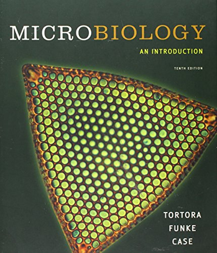 Microbiology: An Introduction (Mastering Package Component Item) 10th Revised edition by Tortora, Gerard J., Funke, Berd