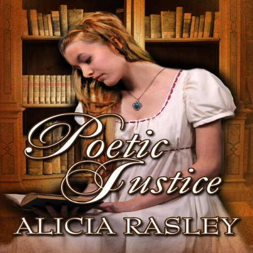Poetic Justice, a Traditional Regency Romance cover art