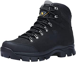 Mens Hiking Boots Outdoor Trekking Backpacking Boot Mid Hiker Boot for Men