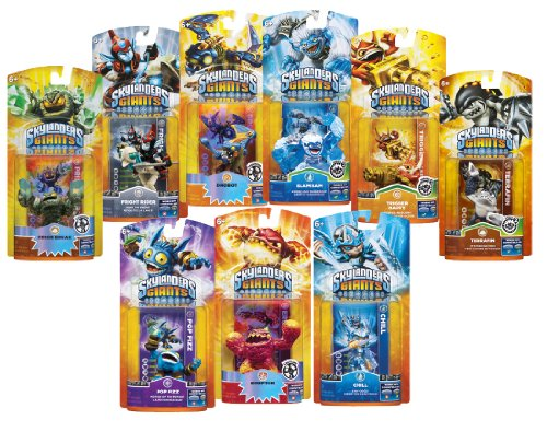 Skylanders - 015546 - Activision Giants Single Character - Pack De 12