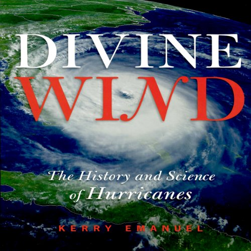 Divine Wind audiobook cover art