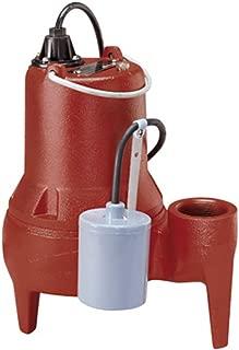 Liberty Pumps LE41A 4/10-Horse Power 2-Inch Discharge LE40-Series Submersible Automatic Sewage Pump