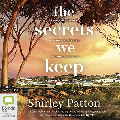 The Secrets We Keep audiobook cover art