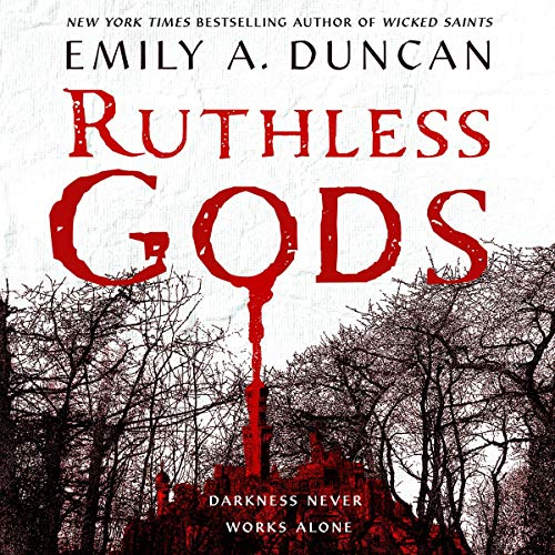 Ruthless Gods  By  cover art