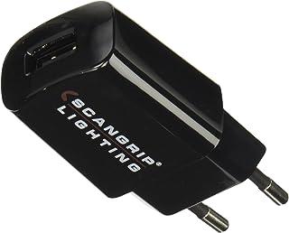 Scangrip 03.5305 Accessoires voor zaklampen en lampen N 9097/85 USB-oplader, zwart