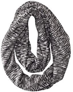 Missoni for Target Infinity Scarf – Black, White & Grey