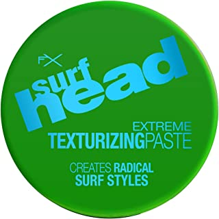 FX Surf Head Extreme Texturizing Paste (4 oz); Lightweight and Pliable Hair Paste for All Day Control; Create Radical Surf Style