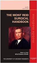 The Mont Reid Surgical Handbook - Paperback