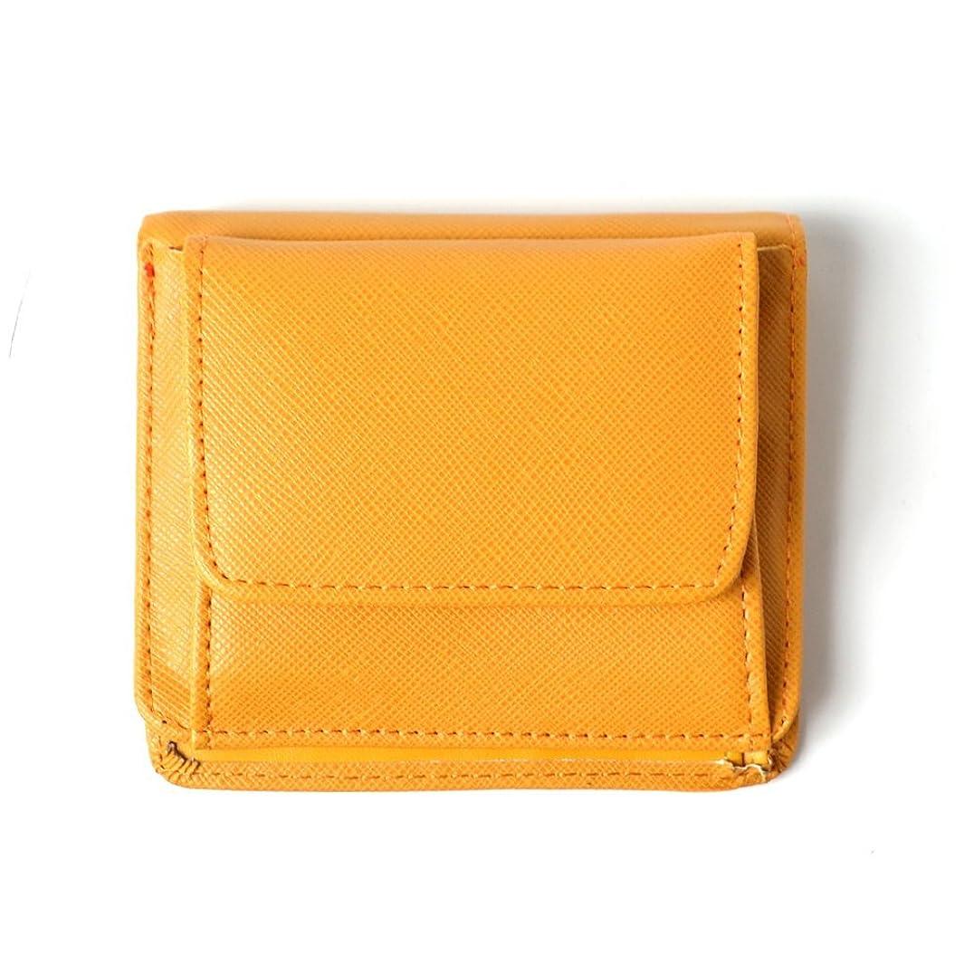 口述ボーナス予感二つ折り財布 レディース シンプル ショートウォレット 【SY-564】