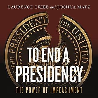 To End a Presidency Titelbild