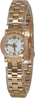 Marc by Marc Jacobs Dress Watch For Women Analog Stainless Steel - MBM3278