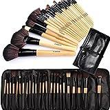 Brochas de Maquillaje Cadrim 24pcs