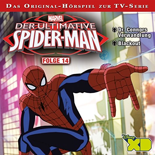 Der ultimative Spider-Man 14 Titelbild