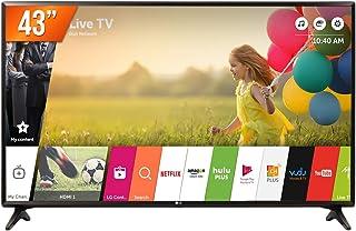 Smart Tv Led 43 Lg Lk575, Full Hd, 2 Hdmi, 2 Usb, Wi-fi Integrado