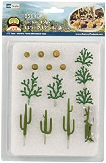 "JTT Scenery Products JTT95613 Cactus, 1/4""-2-1/2"" (20)"