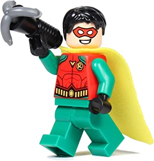LEGO DC Super Heroes Batman II MiniFigure - Robin with Red Mask (Limited Edition Foil Pack) 10753