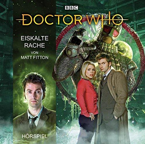 Doctor Who - Eiskalte Rache (Hörspiel)
