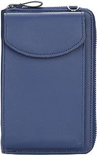 KUKOO Small Crossbody Shoulder Phone Bag for Women, Lightweight Cellphone Purse Wallet for Travel