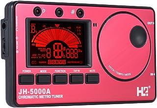 3-in-1 elektronische digitale tuner metronome geluid generator ingebouwde microfoon tuning LCD-display voor chromatische g...