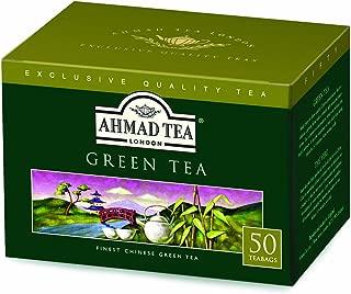 Ahmad Tea Green Tea, 50 Count