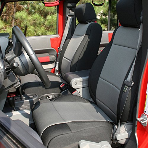 Rugged Ridge 13295.09 Seat Cover Kit,...