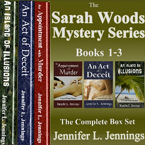 Sarah Woods Mystery Series: Books 1-3 cover art