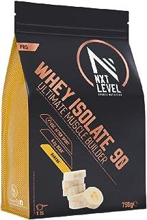 NXT Level Whey Isolate 90 - Plátano 750 g