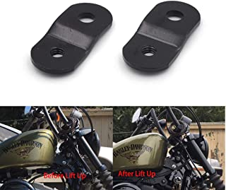 1 Inch Gas Tank Lift Kits for Harley Softails 1999 and 2007 Tourings 1999 and up Sportster 1995 and up