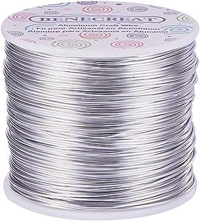 BENECREAT 150m Alambre de Aluminio Anodizado Fabricación de