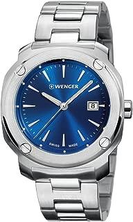 Watch Wenger Men's Edge Index Watch Quartz Sapphire Crystal 01.1141.112 01.1141.112