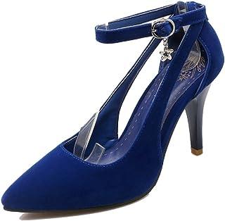 Onewus Escarpins pour femme avec talon Stiletto - Chaussures de mariage