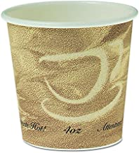 product image for SOLO 374MS-0029 4oz Mistique, Single Sided Poly Paper Hot Cups, (Case of 1,000)