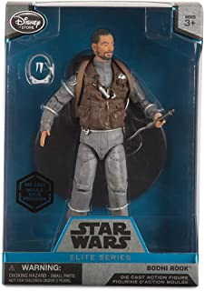 Star Wars Bodhi Rook Elite Series Die Cast Action Figure - 6 1/2 Inch - Rogue One: A Story