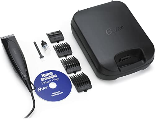 new arrival Oster popular in-Home Grooming Kit with Super Duty Advance Clipper and outlet sale Bonus Step-by-Step DVD sale