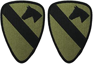 Best army cavalry patch Reviews