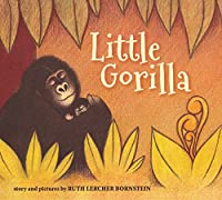 Little Gorilla (padded board book)