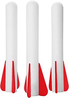 Stomp Rocket Jr Glow Refill Red