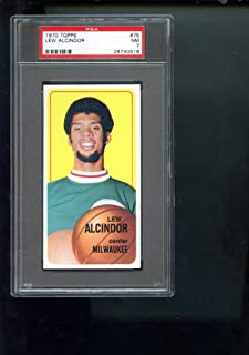 Amazoncom Lew Alcindor Kareem Abdul Jabbar Sports Collectibles