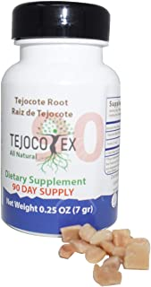 90 Day Raiz de Tejocote Root 100% Pure Authentic Mexican in FDA Approved Packaging Money Back Guaranteed Same as Leading Brand All Natural Weight Loss Supplement - 3 Month Supply