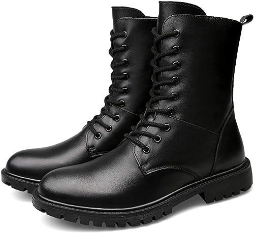 Größe Kampfstiefel Delta Herren Tactical Military Army Patrol Schuh Leder Side Zip Desert Jungle Bewaffnete Schuhe Cadet Praktisches Schuhwerk